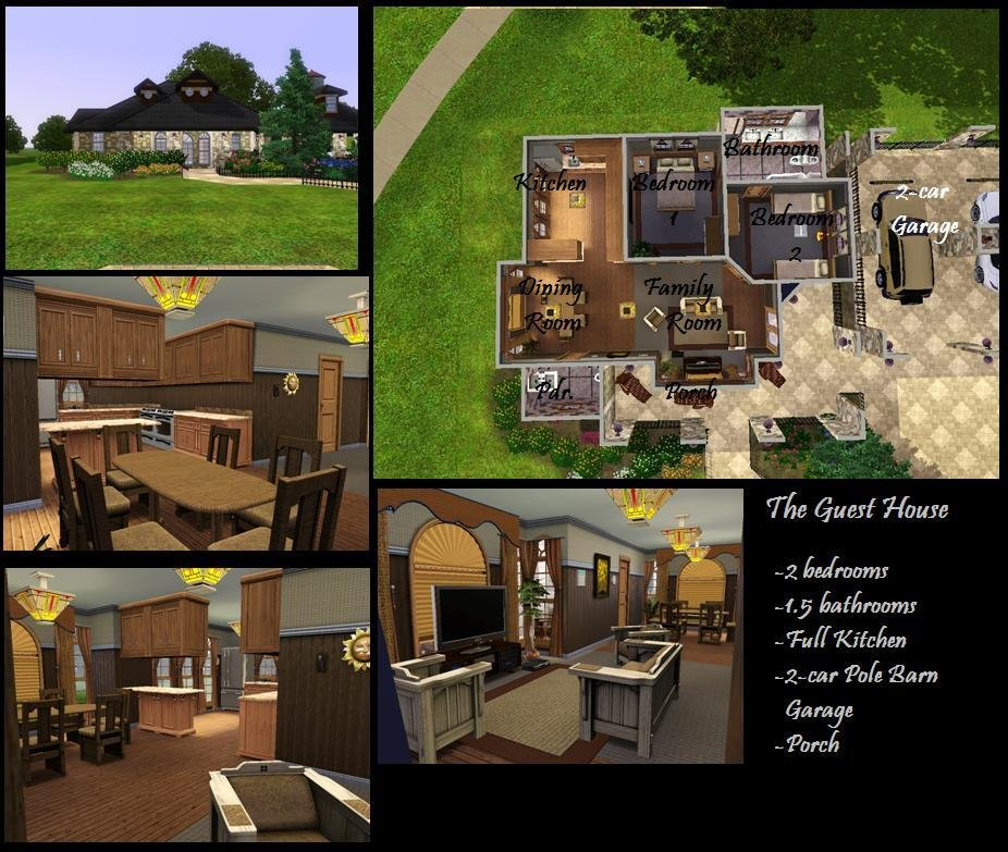 Best Mod The Sims The Watergate Mansion 8 Bedrooms 9 With Pictures