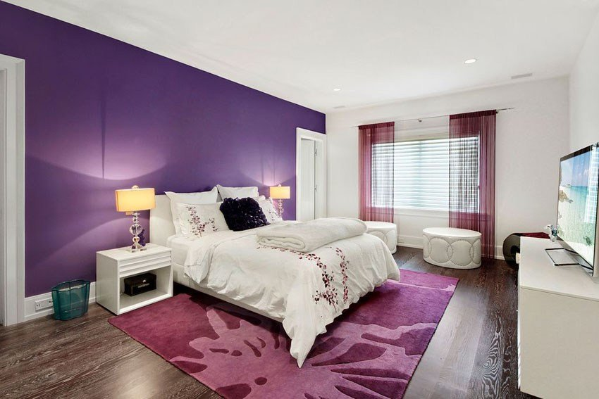 Best 25 Gorgeous Purple Bedroom Ideas Designing Idea With Pictures