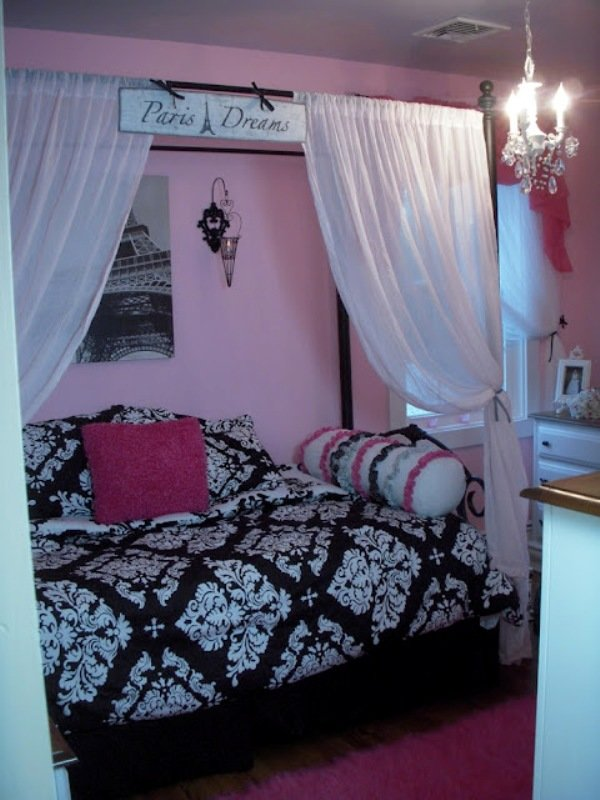 Best Paris Paris Girls Room With Pictures