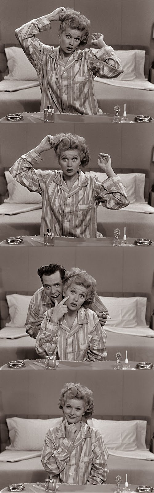 Best A Blog About Lucille Ball Ricky Thinks He Is Losing His Hair With Pictures