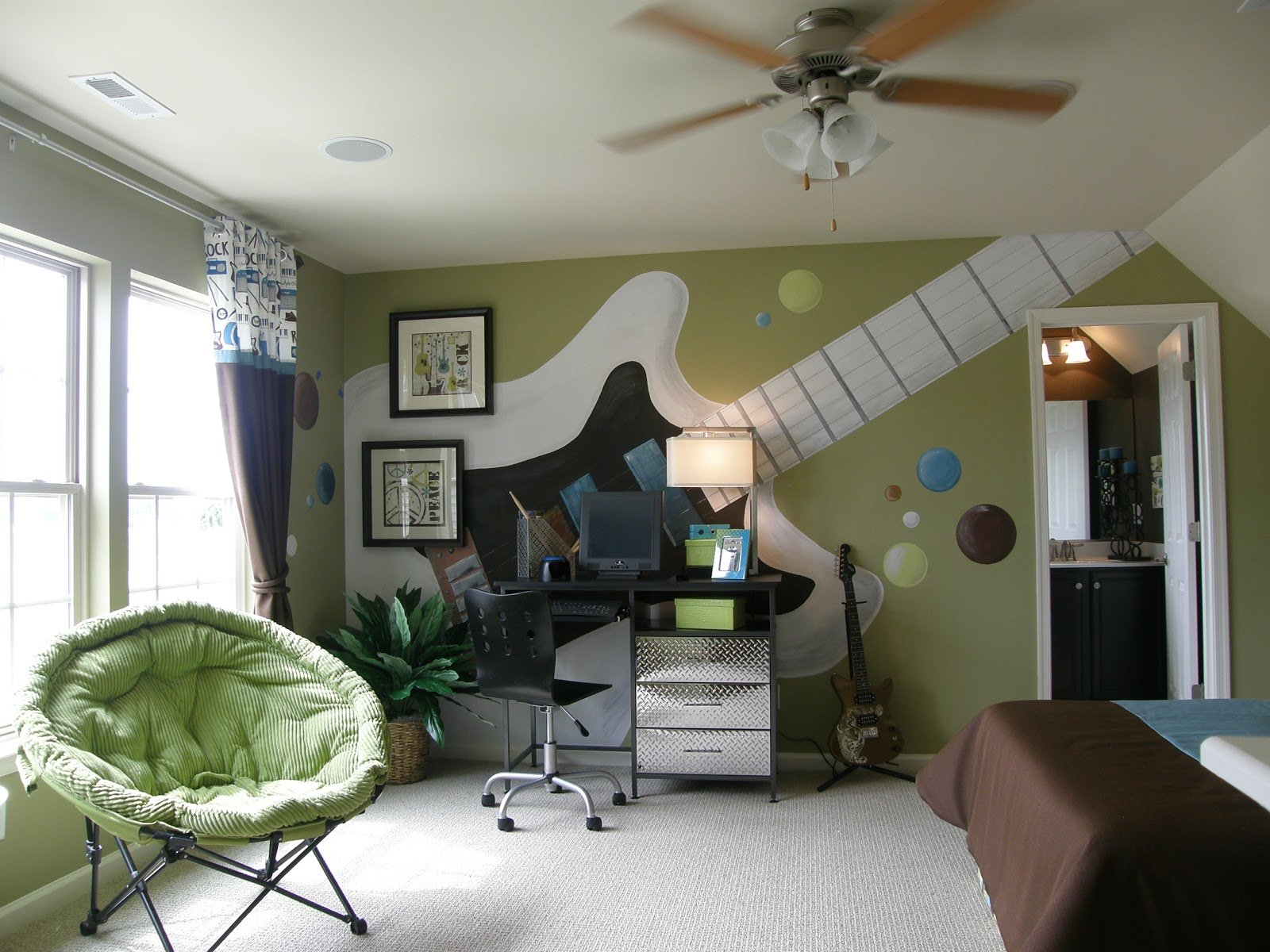 Best Jam Session T**N Bedroom Design Dazzle With Pictures