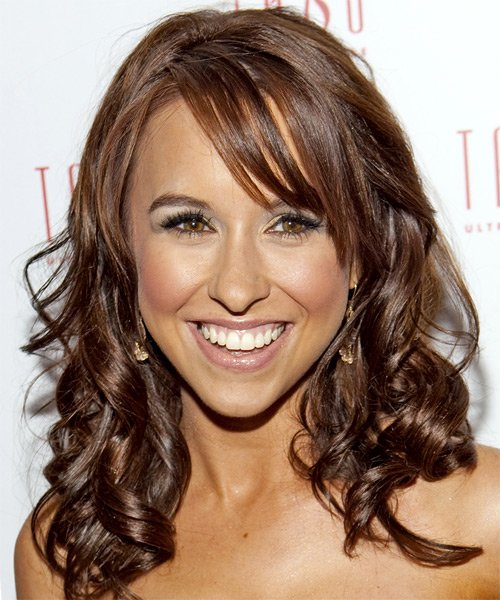 Free Lacey Chabert Hairstylequxxo Wallpaper