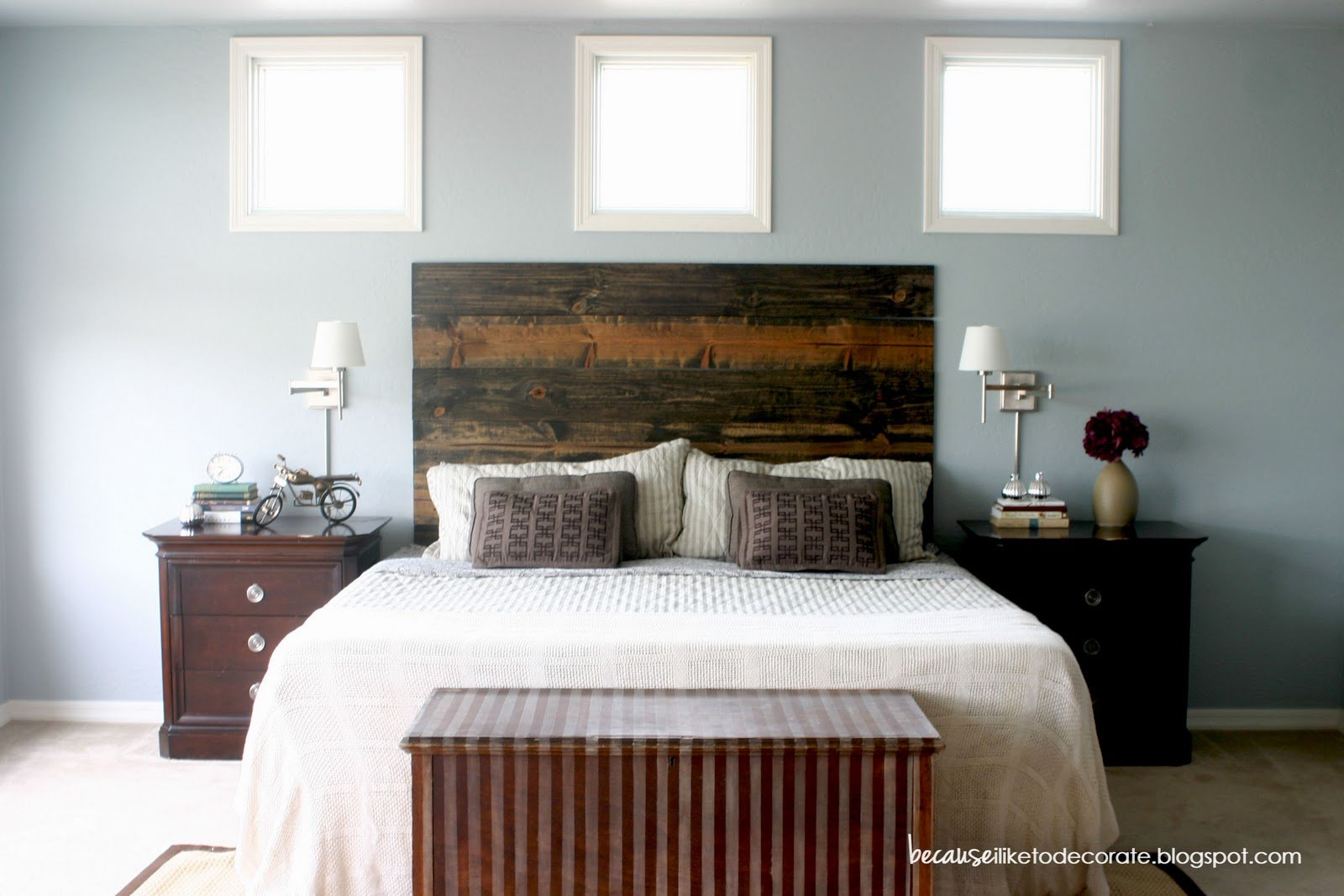 Best Mini Bedroom Makeover Because I Like To Decorate Diy With Pictures