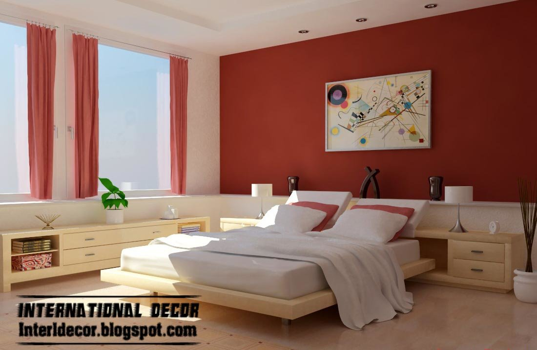 Best Latest Bedroom Color Schemes And Bedroom Paint Colors 2013 With Pictures