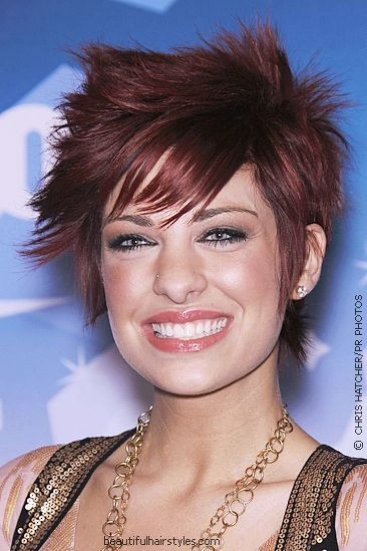 Free Spiky Short Hairstyles The Haircut Web Wallpaper