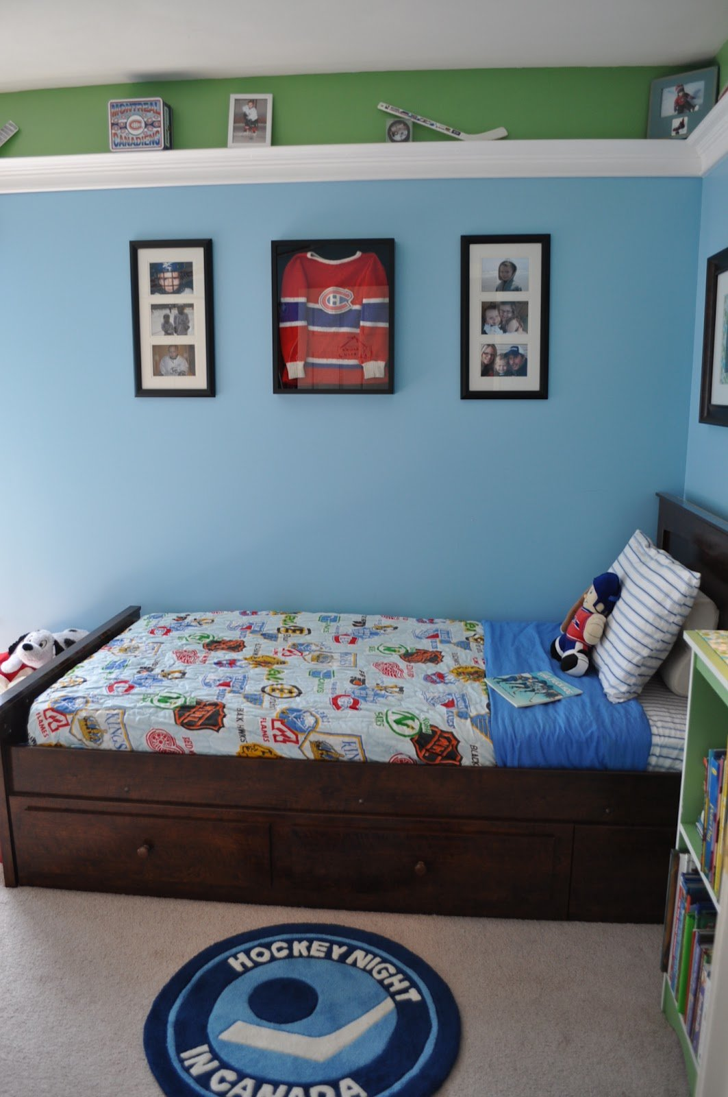 Best Syracuse Hockey Mom S Network Hockey Room For Kids With Pictures