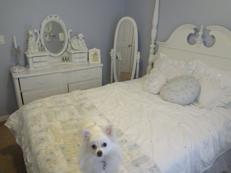 Best Not So Shabby Shabby Chic My Guest Bedroom With Pictures