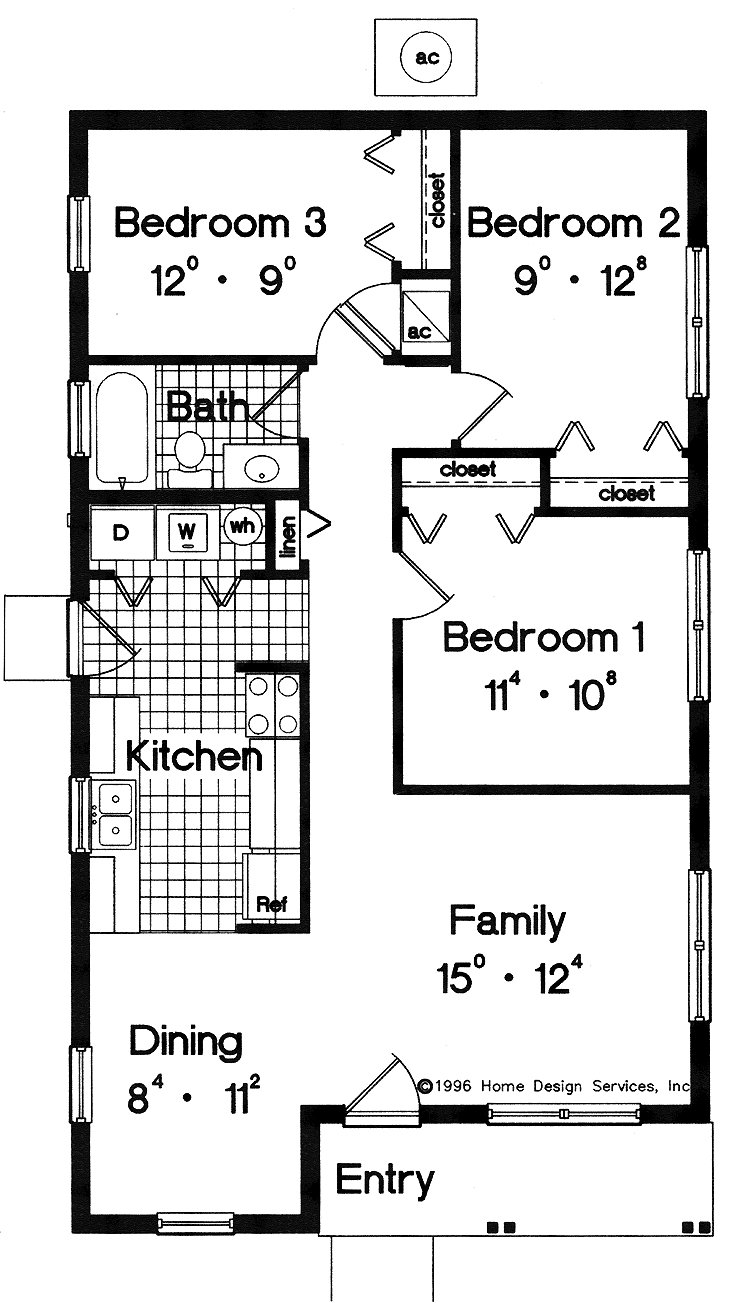 Best House Plans For You Simple House Plans With Pictures