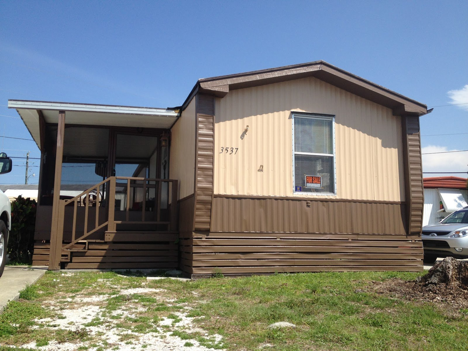 Best Tropical Trail Villa Sold 2 Bedroom 1 Bath Mobile Home For Sale 8 000 With Pictures