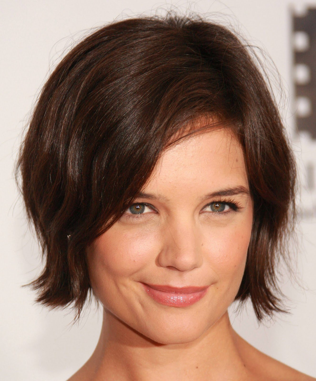 Free Hairstyles For Celebrity Celebrity Hairstyles Katie Holmes Wallpaper