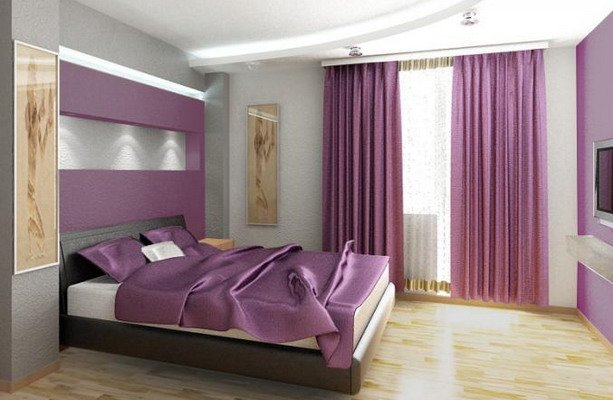 Best Corgeous Modern Purple Bedroom Ideas With Pictures