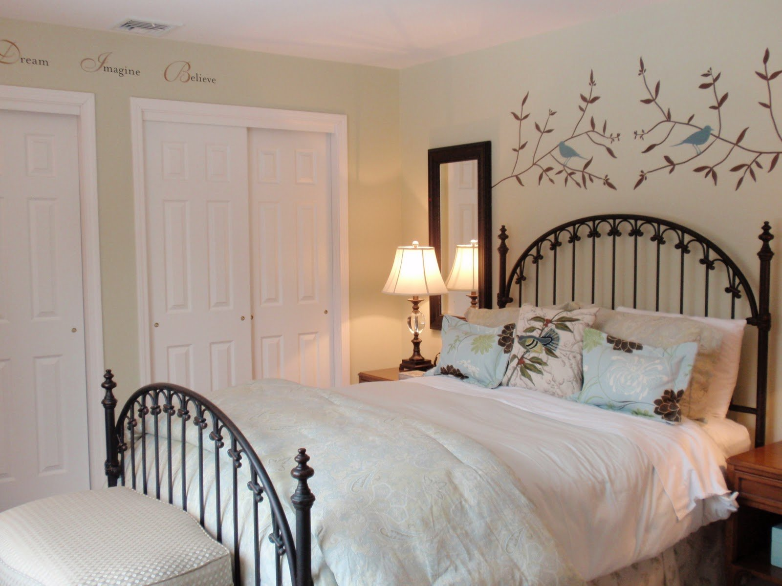 Best Diy By Design Roomspiration Linky Party Guest Bedroom With Pictures