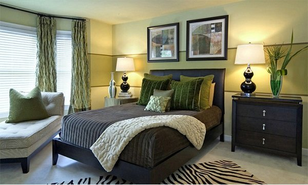 Best Striped Walls Bedroom Ideas Luck Interior With Pictures