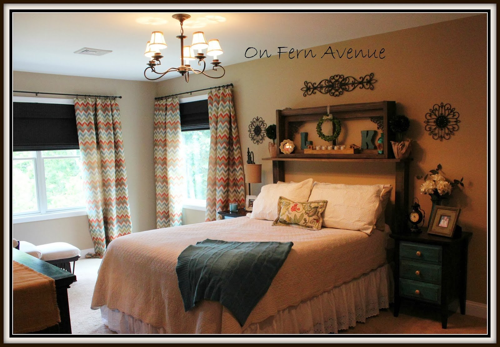 Best Master Bedroom Makeover On A Budget Lynn Fern With Pictures