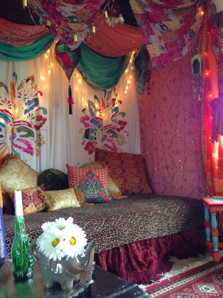 Best Eye For Design Decorating Gypsy Chic Style With Pictures