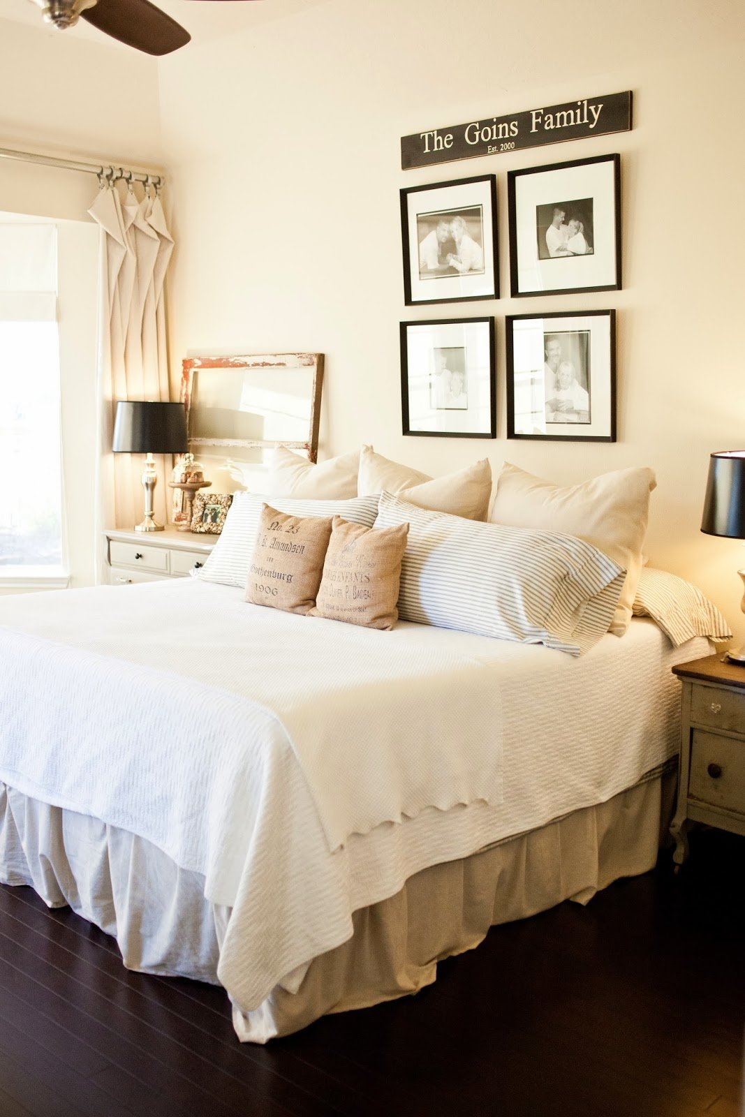 Best The Little Cottage On The Pond Our Master Bedroom With Pictures