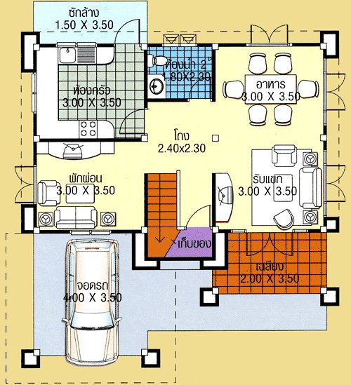 Best Three Bedroom House Plans Two Story With All Plans In India With Pictures