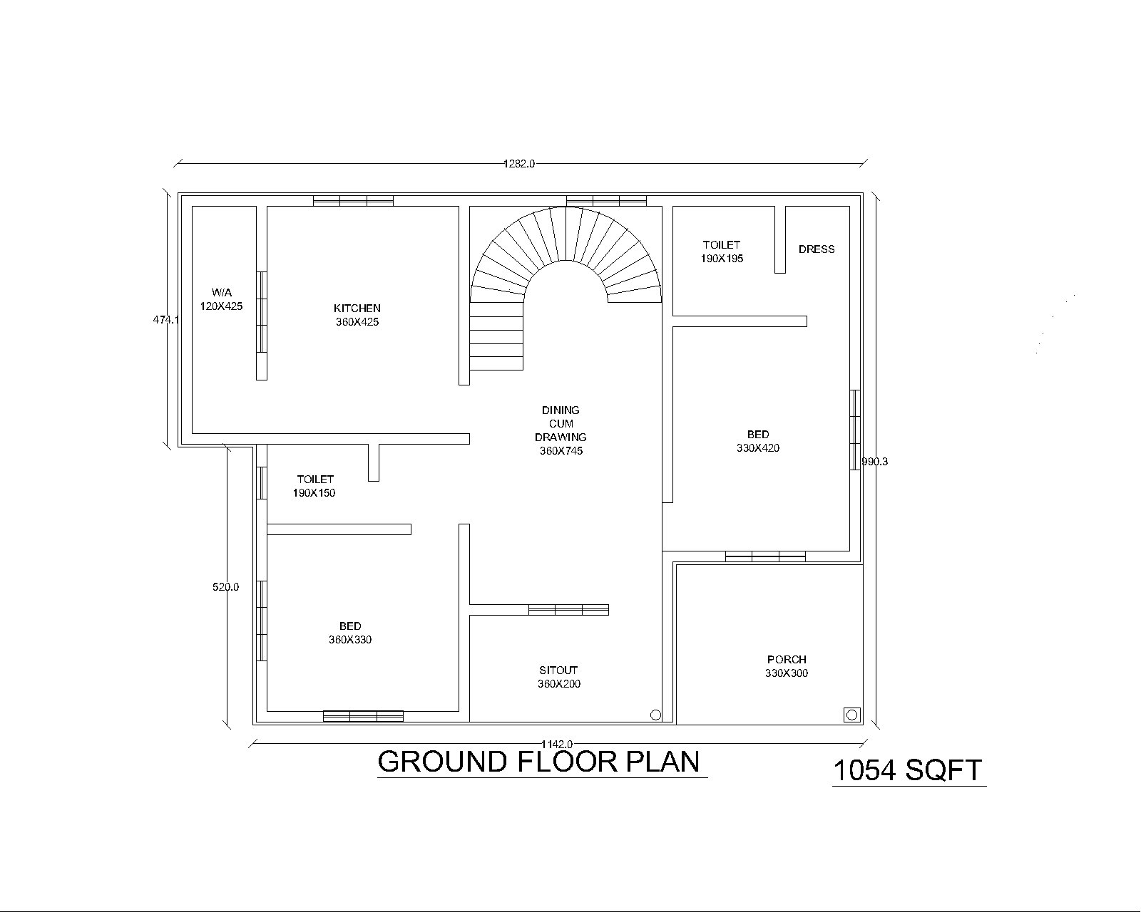 Best Uu27Itu Two Bedroom House Plans In Kerala With Pictures