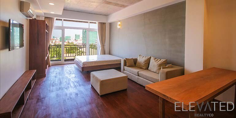 Best Bkk1 Studio Apartment For Rent In Boeng Keng Kang I With Pictures