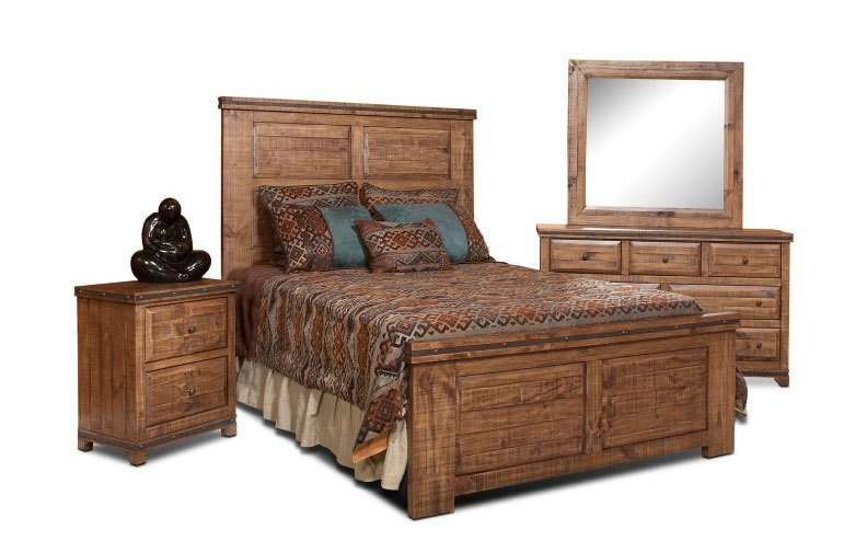 Best Rustic Bedroom Set Rustic Pine Bedroom Set Pine Wood With Pictures