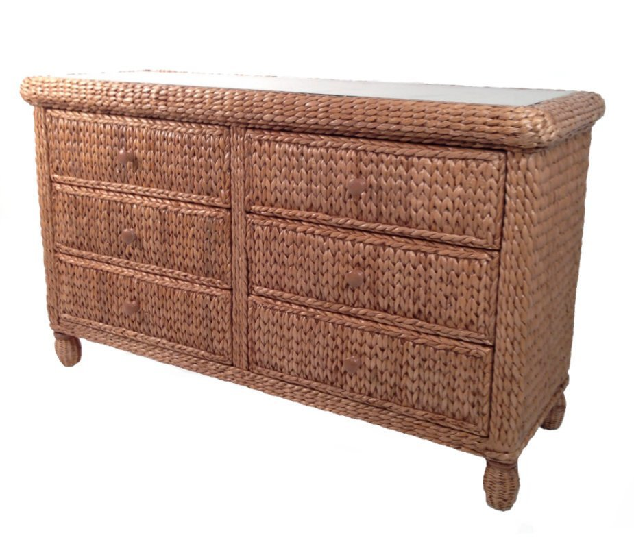 Best Seagrass Double Dresser Miramar With Pictures