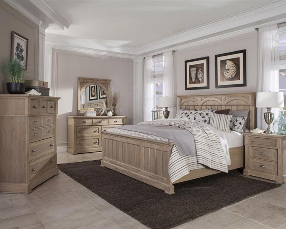 Best Magnussen Classic Bedroom Set Stonington Bay Mg B3061 54Set With Pictures