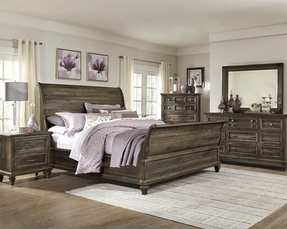 Best Traditional Bedroom Set Calistoga By Magnussen Mg B2590 52Set With Pictures