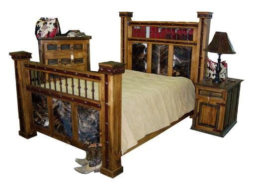 Best Rustic Western Bedroom Furniture Log Cabin We Beat Free With Pictures
