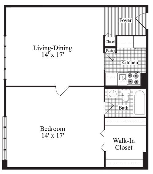 Best One Bedroom Home Plans 1 Bedroom House Plans 24X24 1 With Pictures