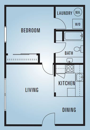 Best 600 Square Feet Apartment Floor Plan 2 Bedroom 600 Square With Pictures