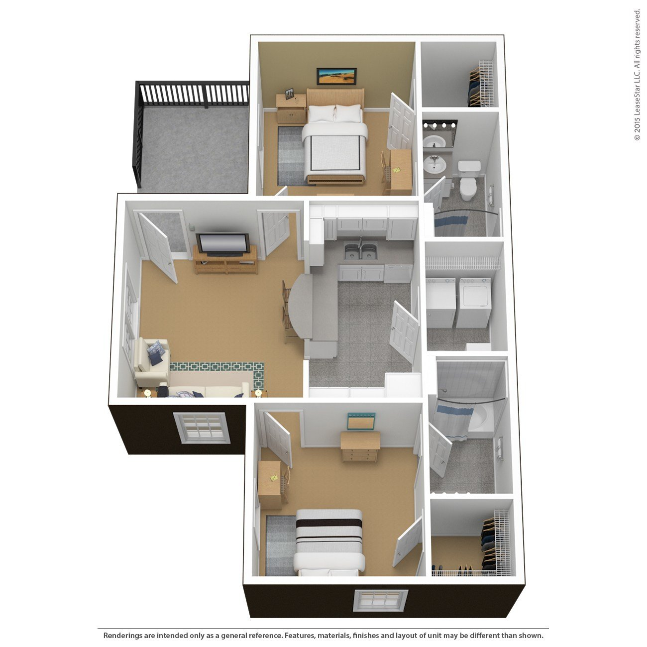 Best Floor Plans Virtual Tours The Courtyards With Pictures