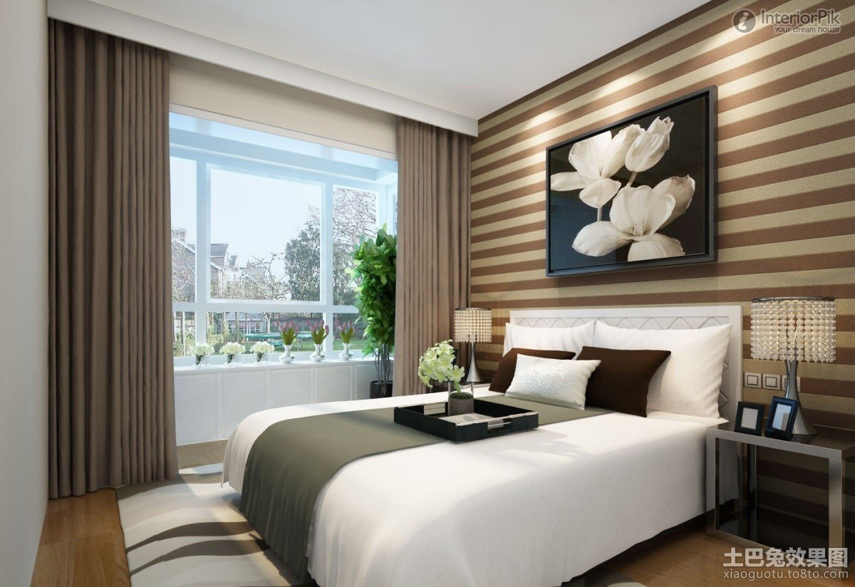 Best Modern Bedroom Wallpaper 3 Decoration Inspiration With Pictures