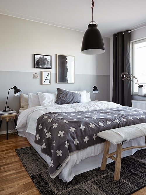 Best Chic Half Painted Walls That You Will Have To See With Pictures