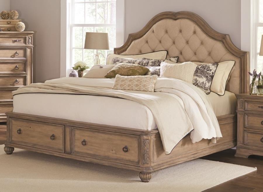 Best Ilana Collection Queen Bed 205070Q Complete Bed Sets Price Busters Furniture With Pictures