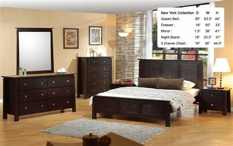 Best Bedroom Set New York Collection With Pictures