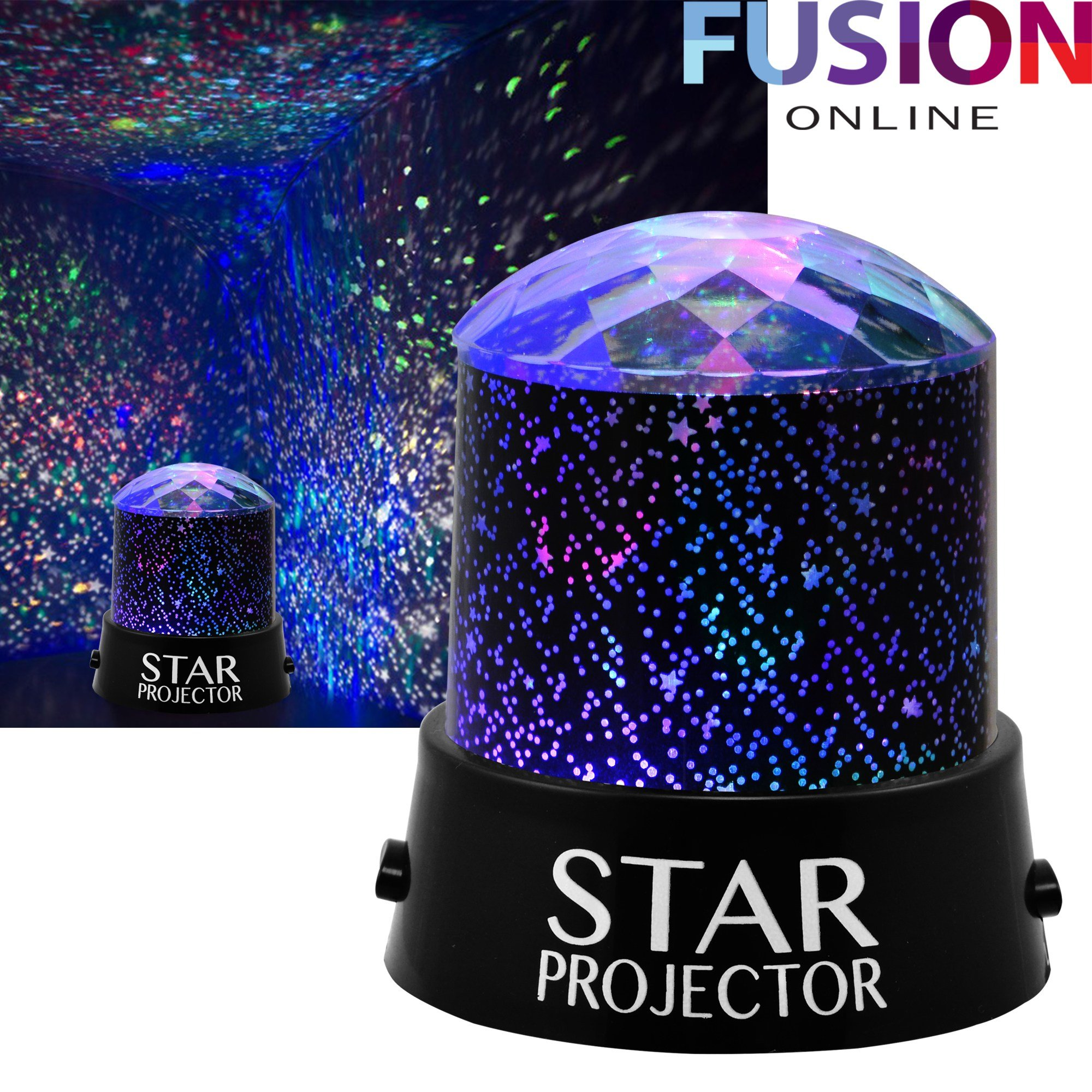 Best New Star Projector Night Light Sky Moon Led Projector Mood With Pictures