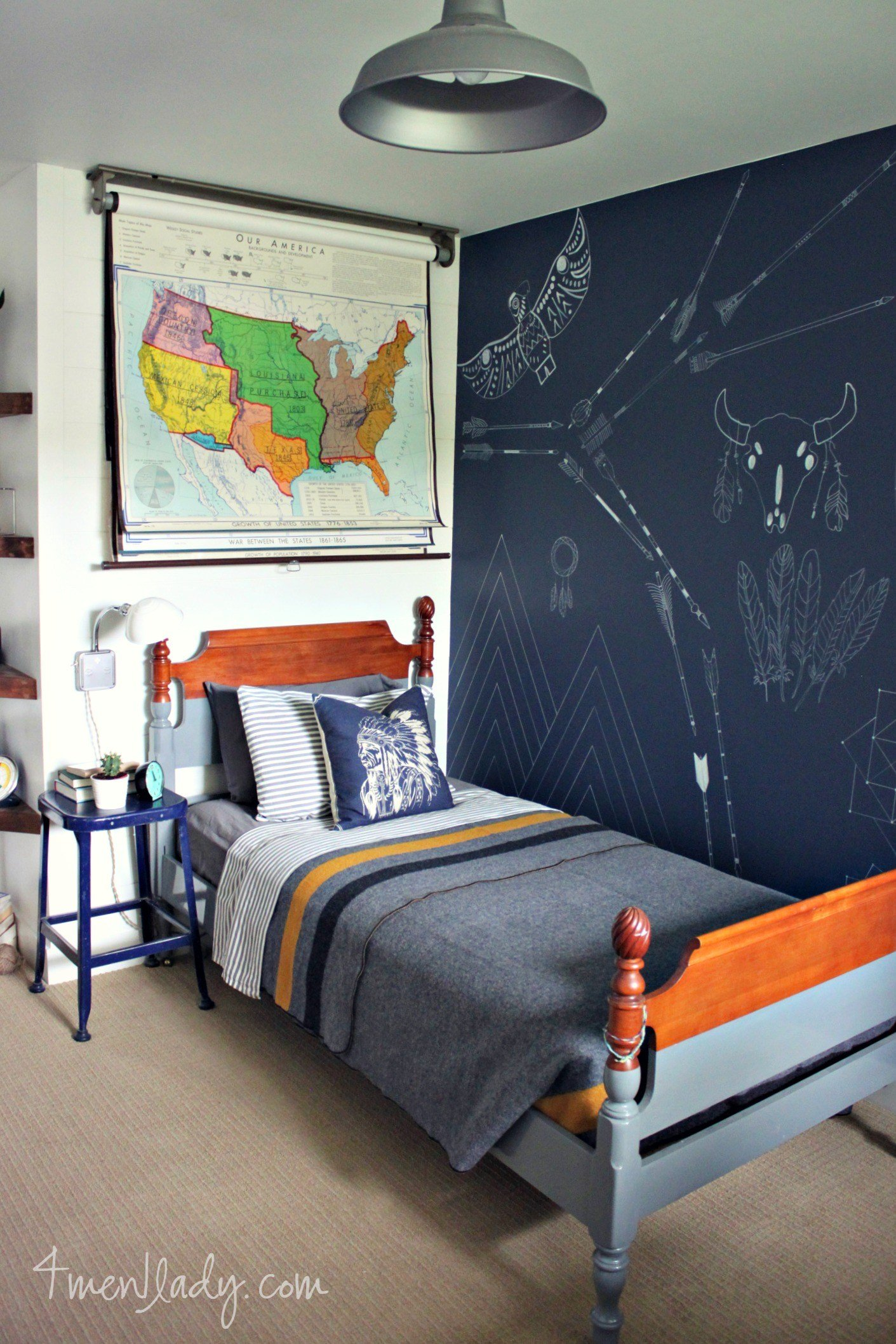Best Boy Bedroom Reveal With Pictures