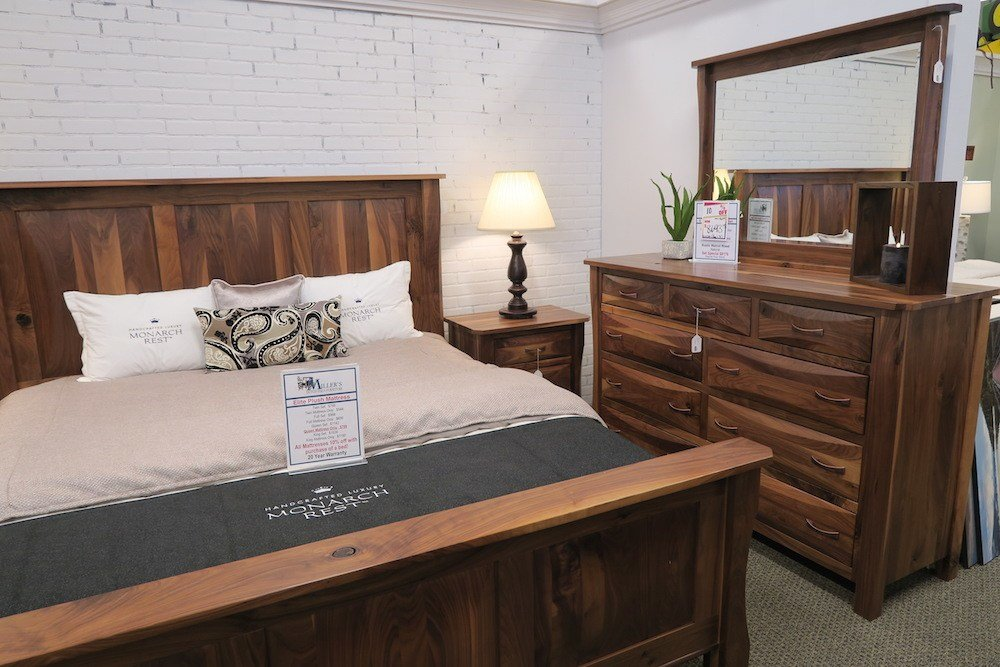 Best Preston Bedroom Set Dutch Haus Custom Furniture Sarasota With Pictures