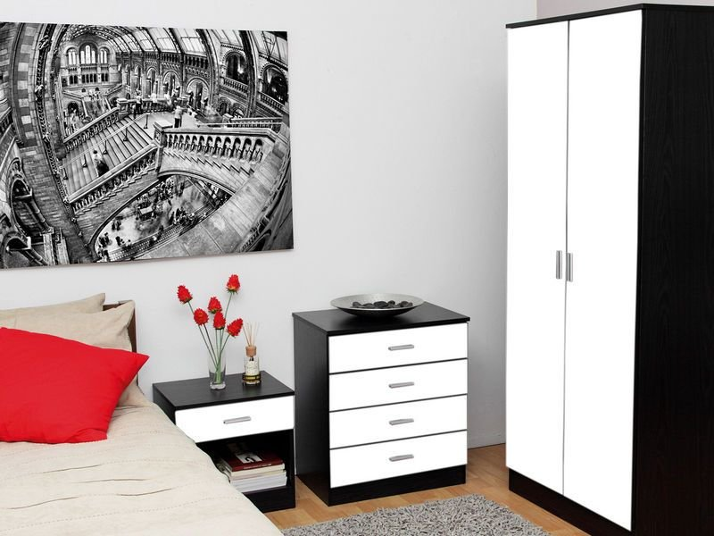 Best Create An Exotic Look To Your Bedroom With High Gloss With Pictures
