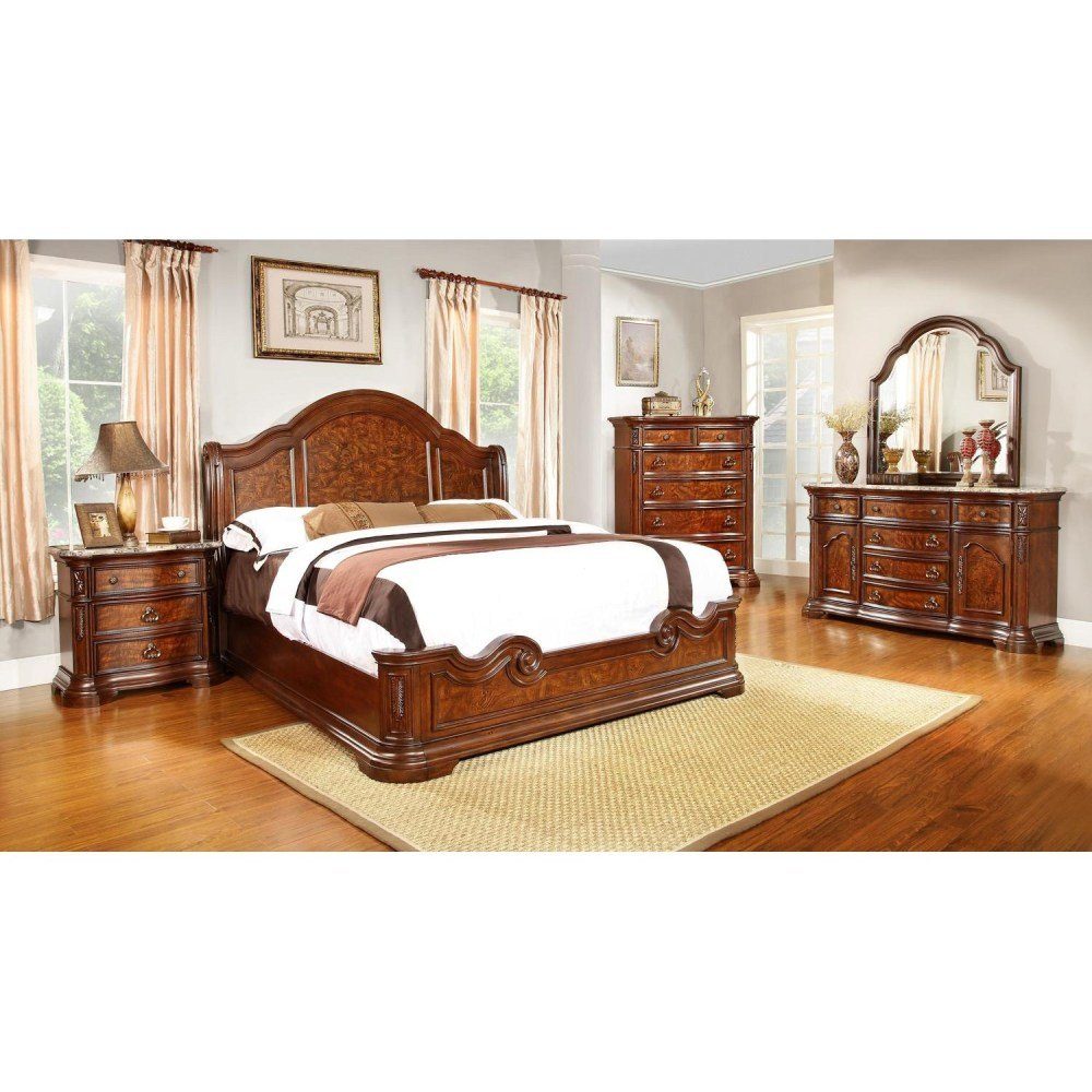 Best Royal Palace Bedroom Set Dcg Stores With Pictures