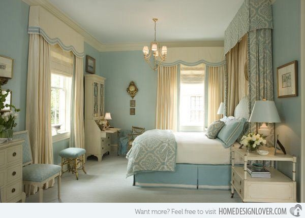 Best 15 Gorgeous Blue And Gold Bedroom Designs Fit For Royalty With Pictures