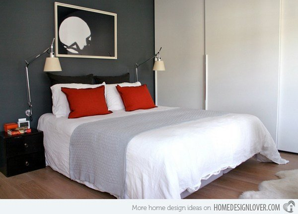 Best 15 Pleasant Black White And Red Bedroom Ideas With Pictures