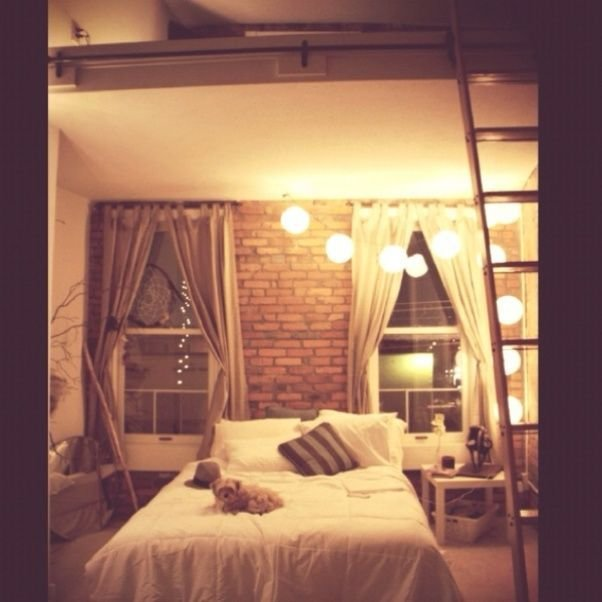 Best Cozy New York City Loft Bedroom Designs Decorating With Pictures