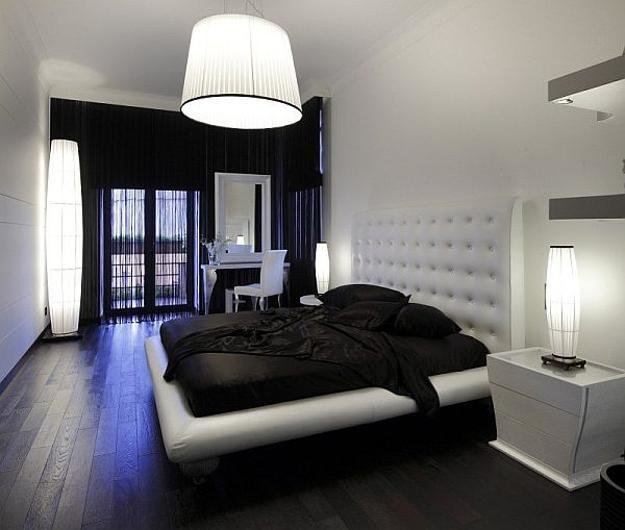 Best 25 Bedroom Decorating Ideas To Use Bright Accents In Black With Pictures
