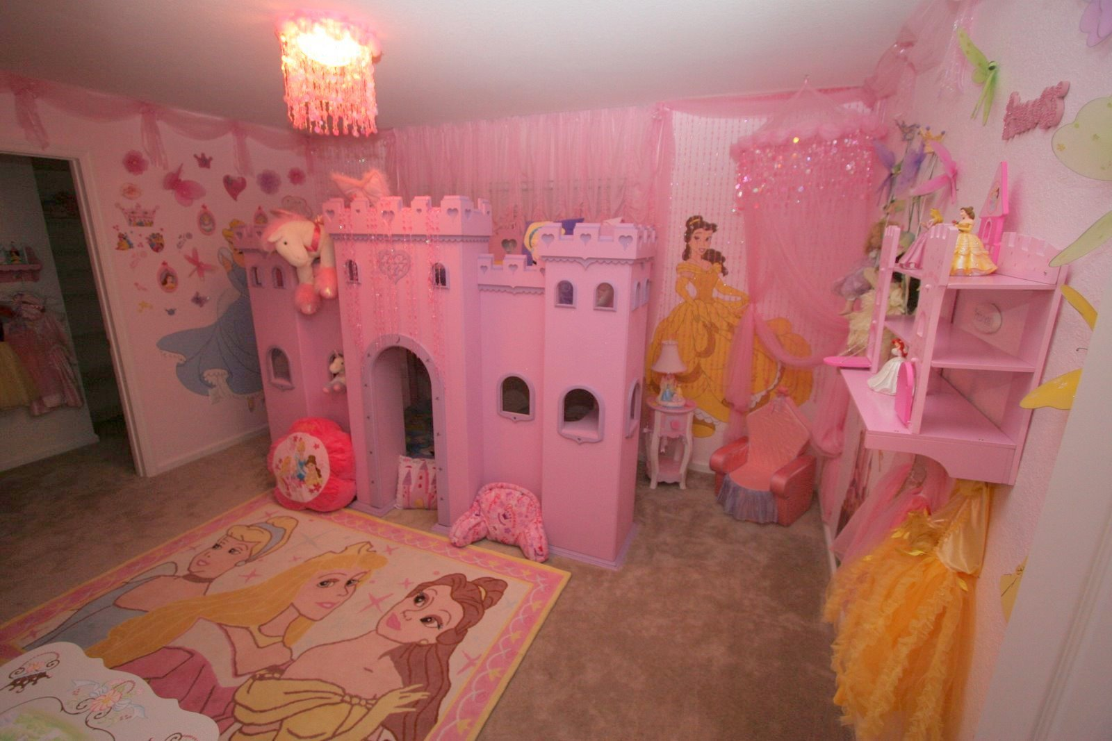 Best 1000 Images About Girls Bedroom On Pinterest Princess With Pictures