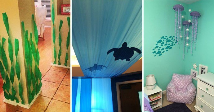 Best Stunning Under The Sea Decorating Ideas Kids Would Love With Pictures