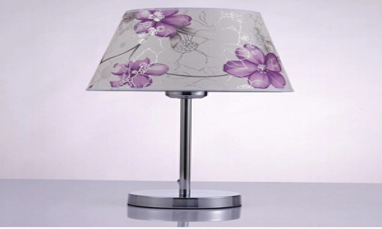 Best Bedroom White Lamp Purple Shade Pictures Decorations With Pictures