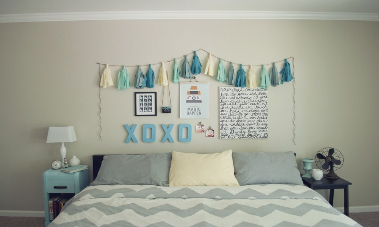 Best Trendy Bedroom Decor Diy On With Cheap Easy Wall Art Designs With Pictures