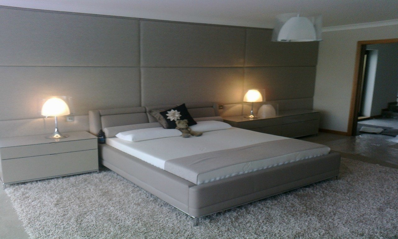 Best Upholstered Wall Panels For Beds Interior Designs With Pictures