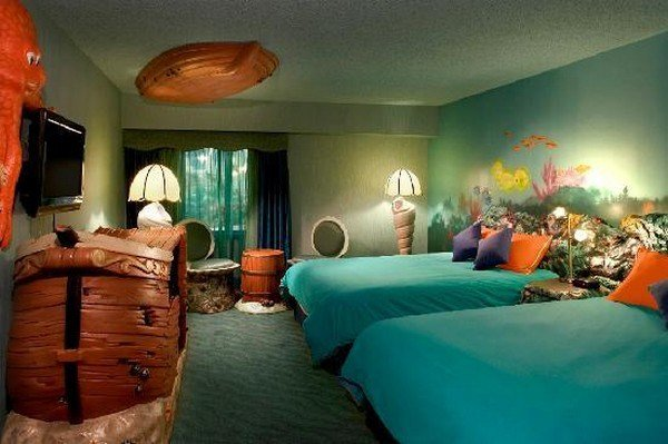 Best Lovely Themed Lodge Rooms A Complete Fantasy World With Pictures